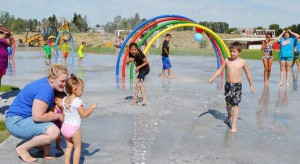 Boardman Splash Pad